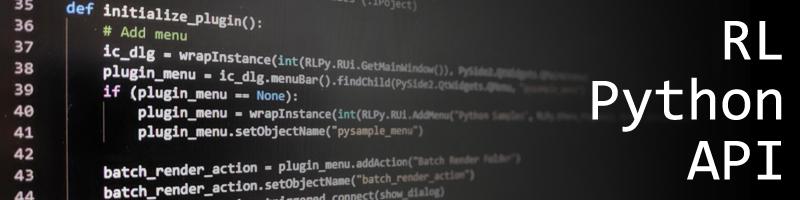 IC Python API - Reallusion Wiki!